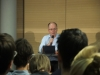 Udo Vetter bei Vortrag 'Unter Beobachtung'