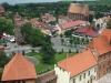 Blick über Frombork