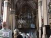 die Orgel welche sich Weltruhms erfreut