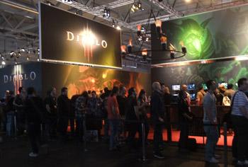Diablo 3 - Stand
